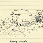Lenny tricote
