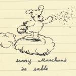 Lenny marchand de sable