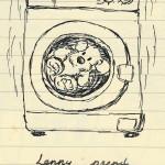 Lenny prend un bain - 2ème version