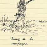Lenny à la campagne