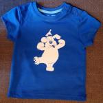 tshirt bébé Lenny folie canine