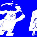 Lenny peintre