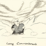 Charlton Lenny dans Lenny Commandements
