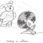 Lenny a chaud