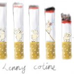 Lenny Cotine (est mauvais pour la santé)