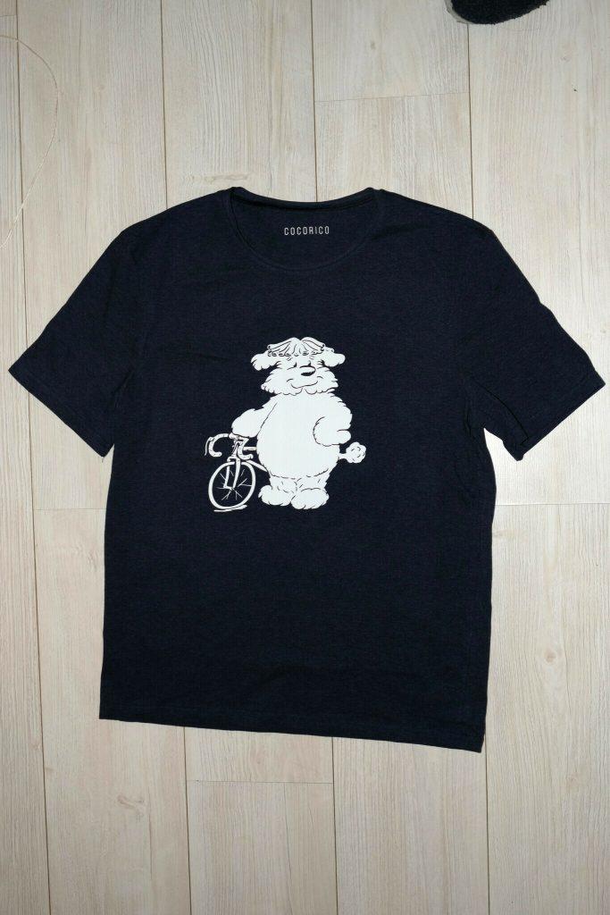 Lenny cycliste