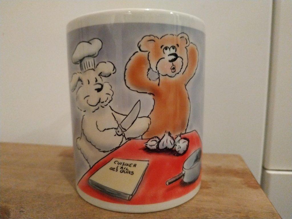 Lenny et l'aïl des ours